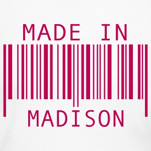 Made in Madison Long Sleeve Shirts - Women's Long Sleeve Jersey T-Shirt