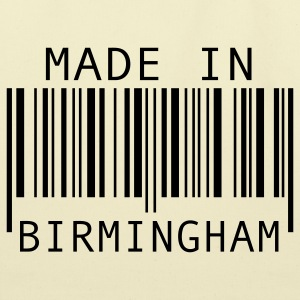 Made in Birmingham Bags  - Eco-Friendly Cotton Tote