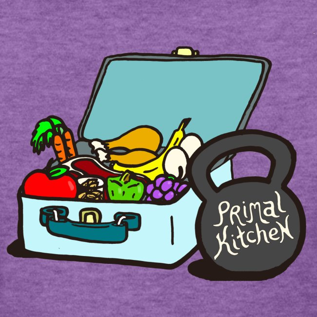 Paleo Women's Primal Kitchen Tee