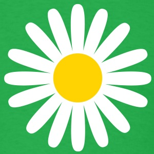 Daisy flower T-Shirts - Men's T-Shirt