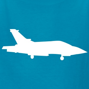 Fighter Jet Kids' Shirts - Kids' T-Shirt