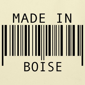 Made in Boise Bags  - Eco-Friendly Cotton Tote