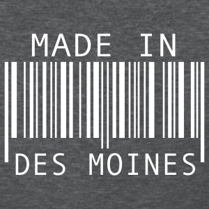 Made in Des Moines Women's T-Shirts - Women's T-Shirt