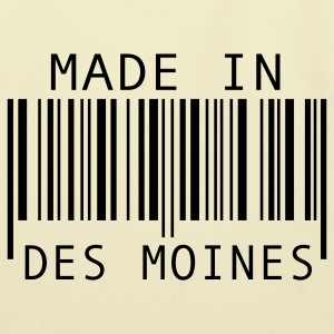 Made in Des Moines Bags  - Eco-Friendly Cotton Tote