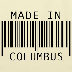 Made in Columbus Bags  - Eco-Friendly Cotton Tote