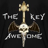 Design ~ METAL Key of Awesome! Kids