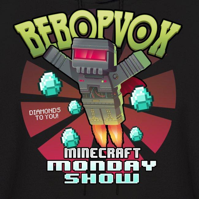 Minecraft Mondays Hoodie