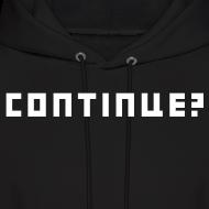 Design ~ Continue Logo Hoodie