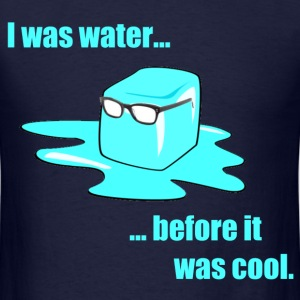 Hipster Ice - Men's T-Shirt