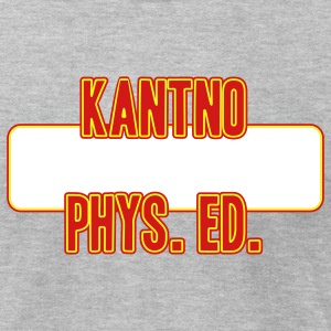Kantno Phys. Ed. - Men's T-Shirt by American Apparel