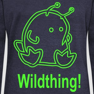 Wildthing - Women's Wideneck Sweatshirt