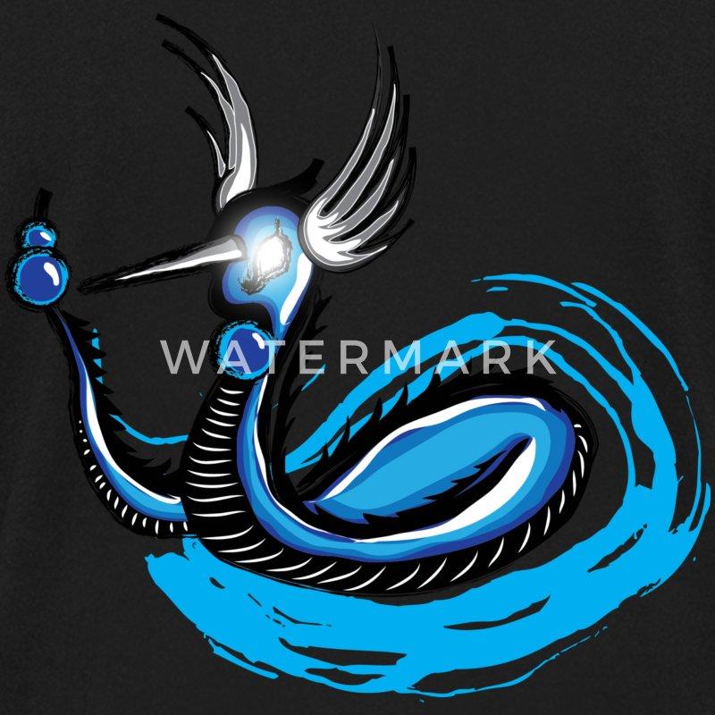 Dark Dragonair long sleeve (mens) T-Shirt | Spreadshirt