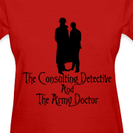 Design ~ Consulting Detective and Army Doctor (Womens)