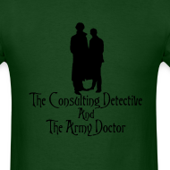 Design ~ Consulting Detective and Army Doctor (Mens)