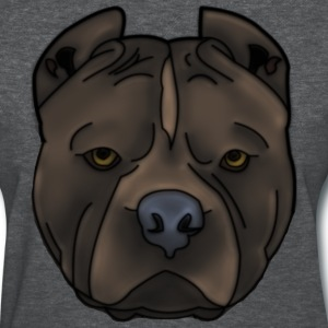 Pitti Pitbull head with many details Women's T-Shirts - Women's T-Shirt