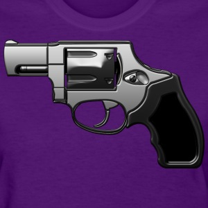 Revolver with many details in metallic look Women's T-Shirts - Women's T-Shirt