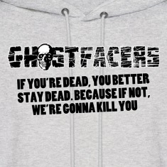 Men's Ghostfacers Hoodie