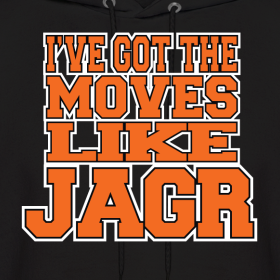 Design ~ Moves Like Jagr Sweatshirt