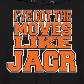 Design ~ Moves Like Jagr Sweatshirt