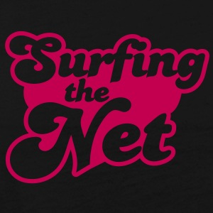 Surfing the Net Long Sleeve Shirts - Women's Long Sleeve Jersey T-Shirt