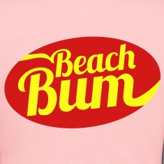 Beach Bum Long Sleeve Shirts