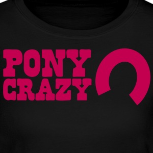 pony crazy Long Sleeve Shirts - Women's Long Sleeve Jersey T-Shirt