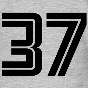 37 T-Shirts - Men's T-Shirt by American Apparel