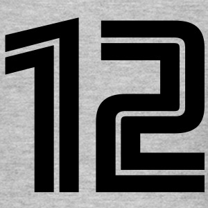 12 T-Shirts - Men's T-Shirt by American Apparel