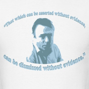 Christopher Hitchens t shirt - Men's T-Shirt