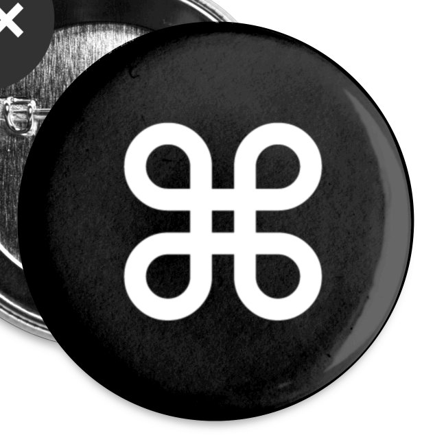 1-inch Command Buttons