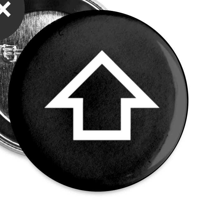 1-inch Shift Buttons