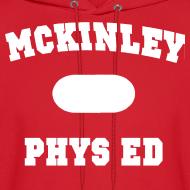 Design ~ Phys Ed MENS HOODIE