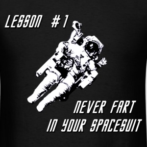 In Space No One Can Hear You Fart - Men's T-Shirt