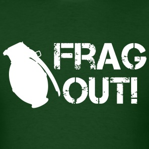 Frag Out! (Shirt) - Men's T-Shirt