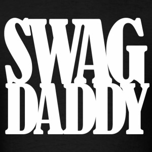 swag Daddy - Men's T-Shirt