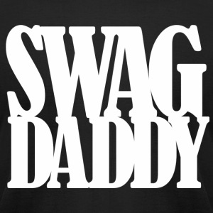 swag Daddy - Men's T-Shirt by American Apparel