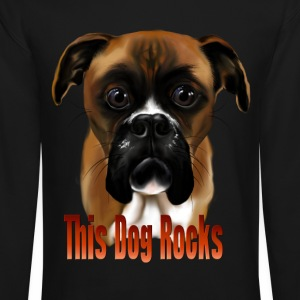 This Dog Rocks! - Crewneck Sweatshirt