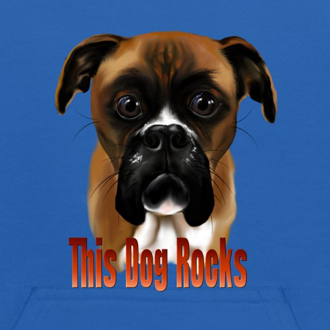 This Dog Rocks!