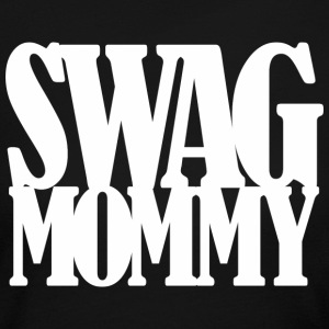 Swag Mommy - Women's Long Sleeve Jersey T-Shirt