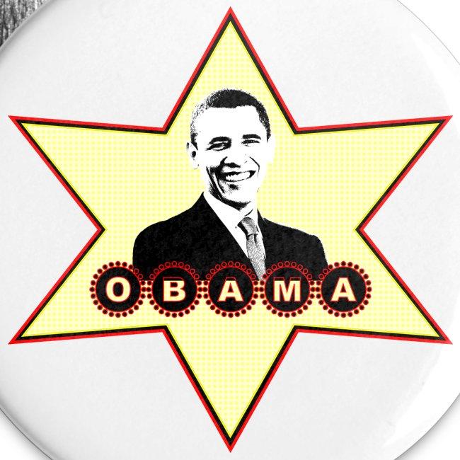 Barack Obama Buttons