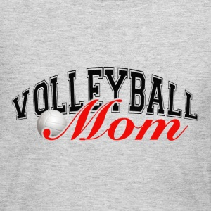 Volleyball Mom 2 - Women's Long Sleeve Jersey T-Shirt