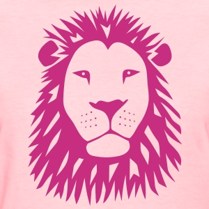 lion tiger cat king animal kingdom africa predator simba strong hunter safari wild wildcat bobcat panther cougar Women's T-Shirts - Women's T-Shirt