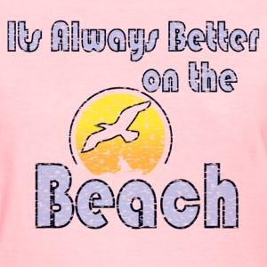 The Beach - Women's T-Shirt