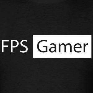 FPS Gamer (Shirt) - Men's T-Shirt