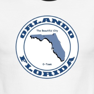 Orlando  - Men's Ringer T-Shirt