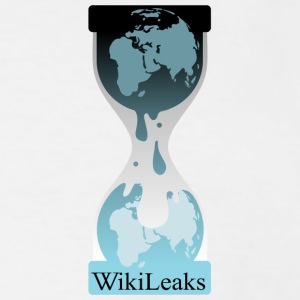 WikiLeaks - Official T-Shirts - Men's Tall T-Shirt