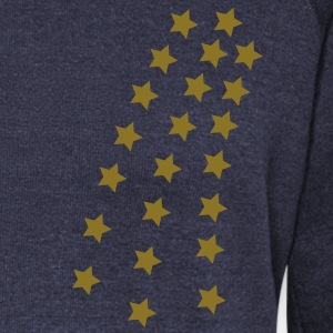 stars Long Sleeve Shirts - Women's Wideneck Sweatshirt