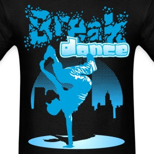 City breakdance T-Shirts - Men's T-Shirt