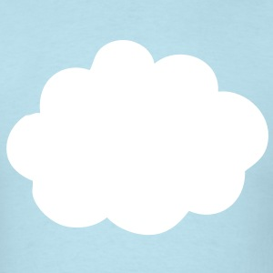 This is a Cloud T-Shirts - Men's T-Shirt
