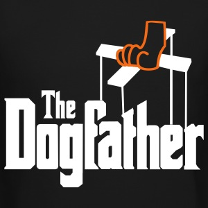 The Dogfather! Long Sleeve Shirts - Crewneck Sweatshirt